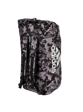 "Сумка-рюкзак Adidas 2in1 Bag ""Martial arts"" Nylon, adiACC052 Хаки"